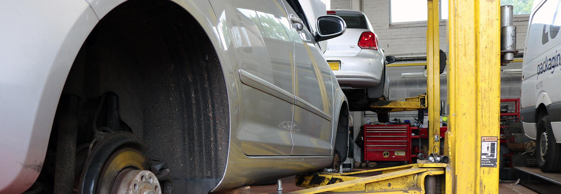 Garage services Leicester