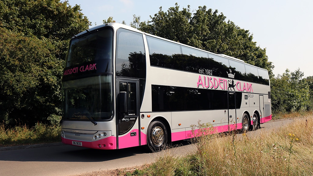 75 Seater Premium Decker Coach